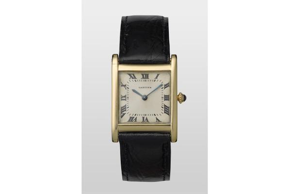 Vintage Cartier Tank Watch Paris, circa 1928