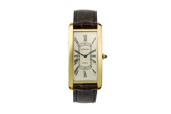 Vintage Cartier Watch Paris, circa 1926