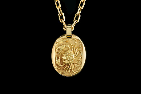 Cartier Zodiac Necklace